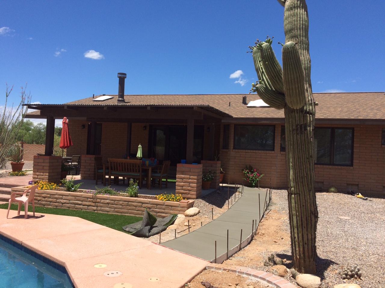 Landscaper Serving Tucson - Arizona Landshapes LLC